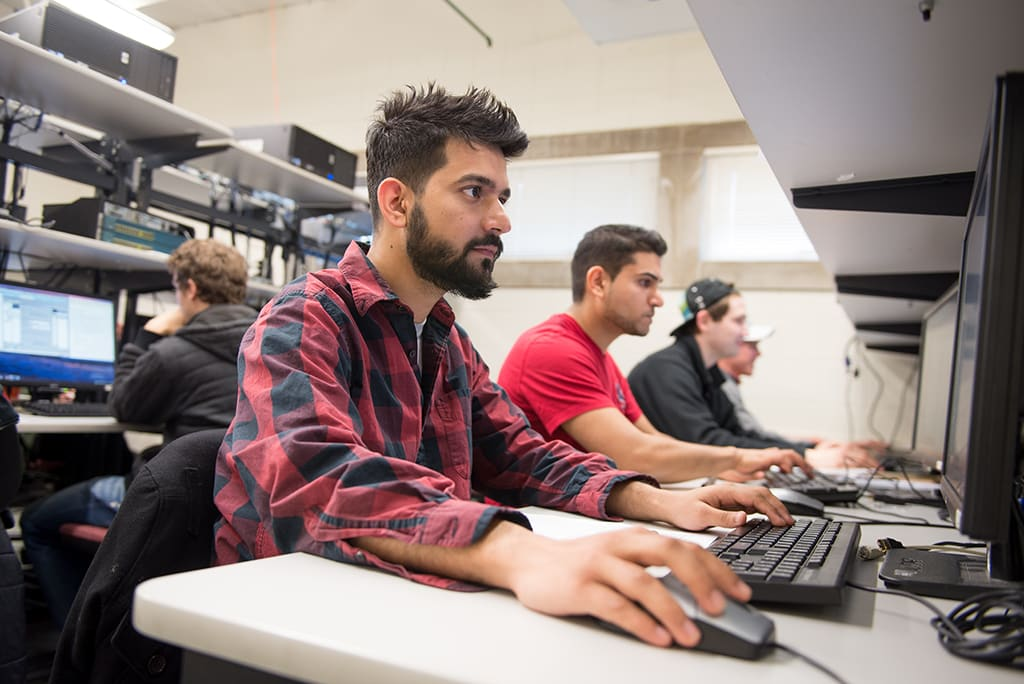 Computer Lab at Illinois State