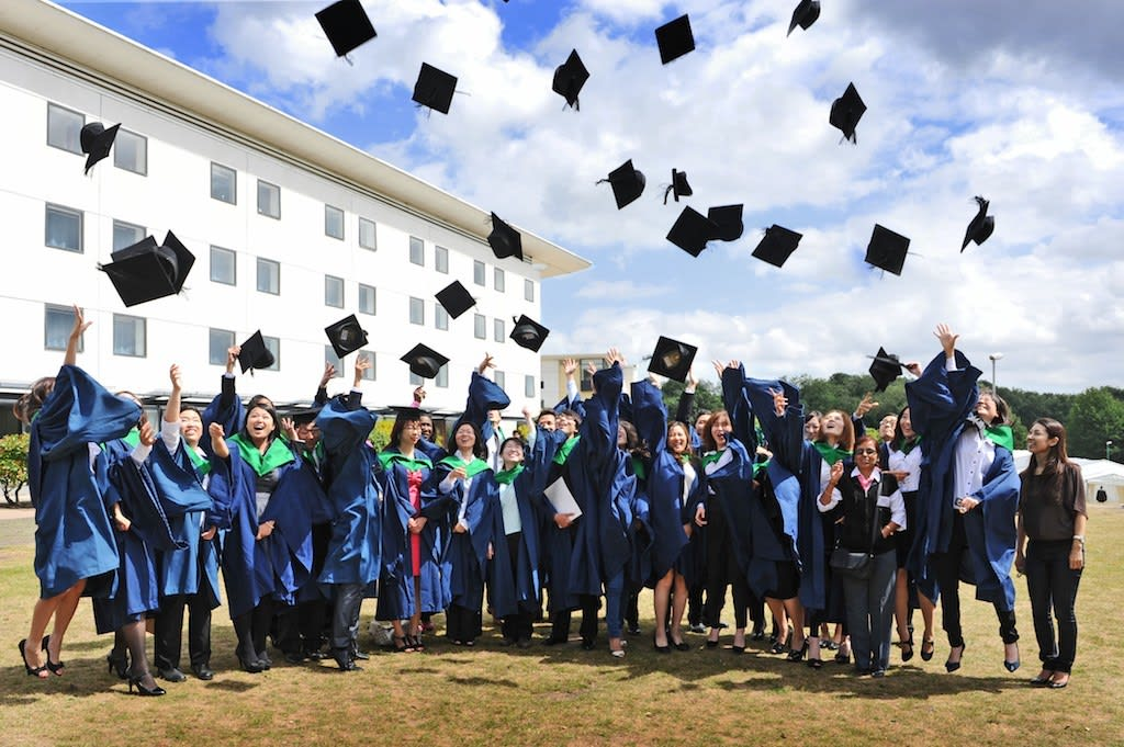 In 2017, 72% of INTO pathway students successfully graduated from UEA with a 2:1 or higher