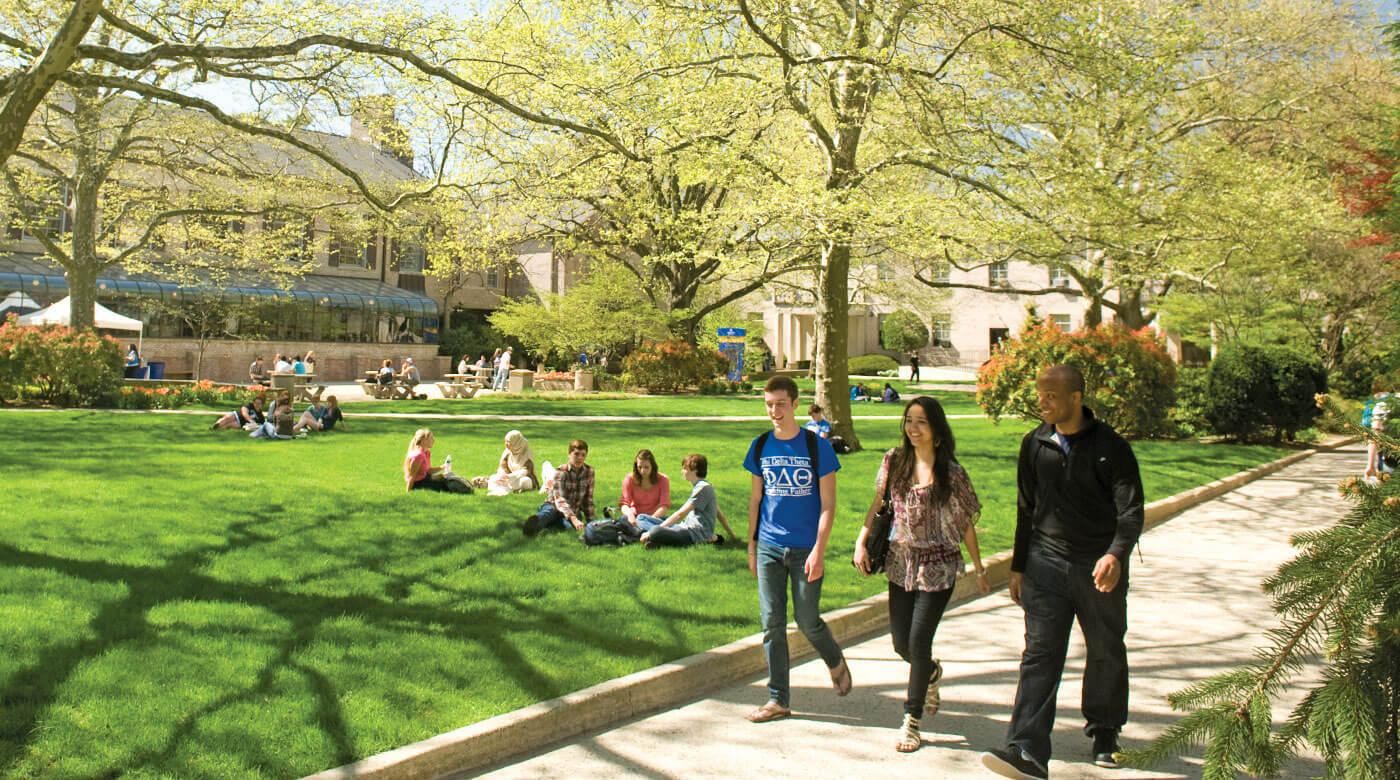 霍夫斯特拉大学学生生活