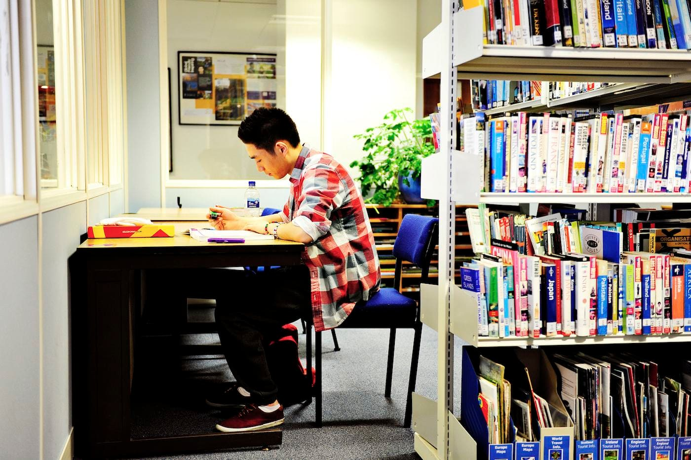 Your Learning Resource Centre offers a range of study support materials