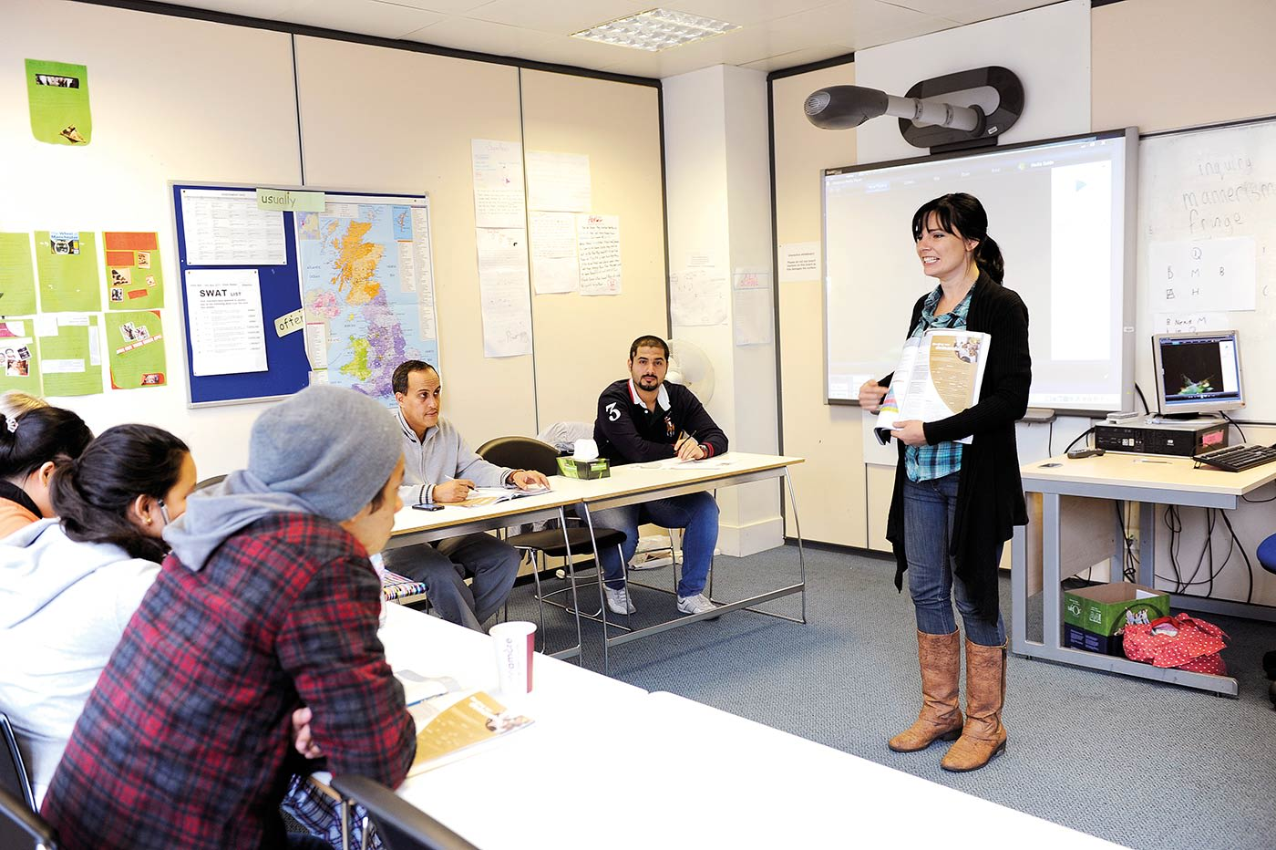 University-style teaching will give you the best possible start