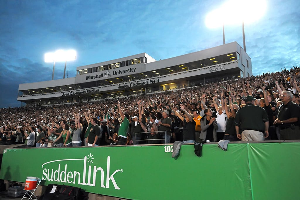 Become a part of the Thundering Herd