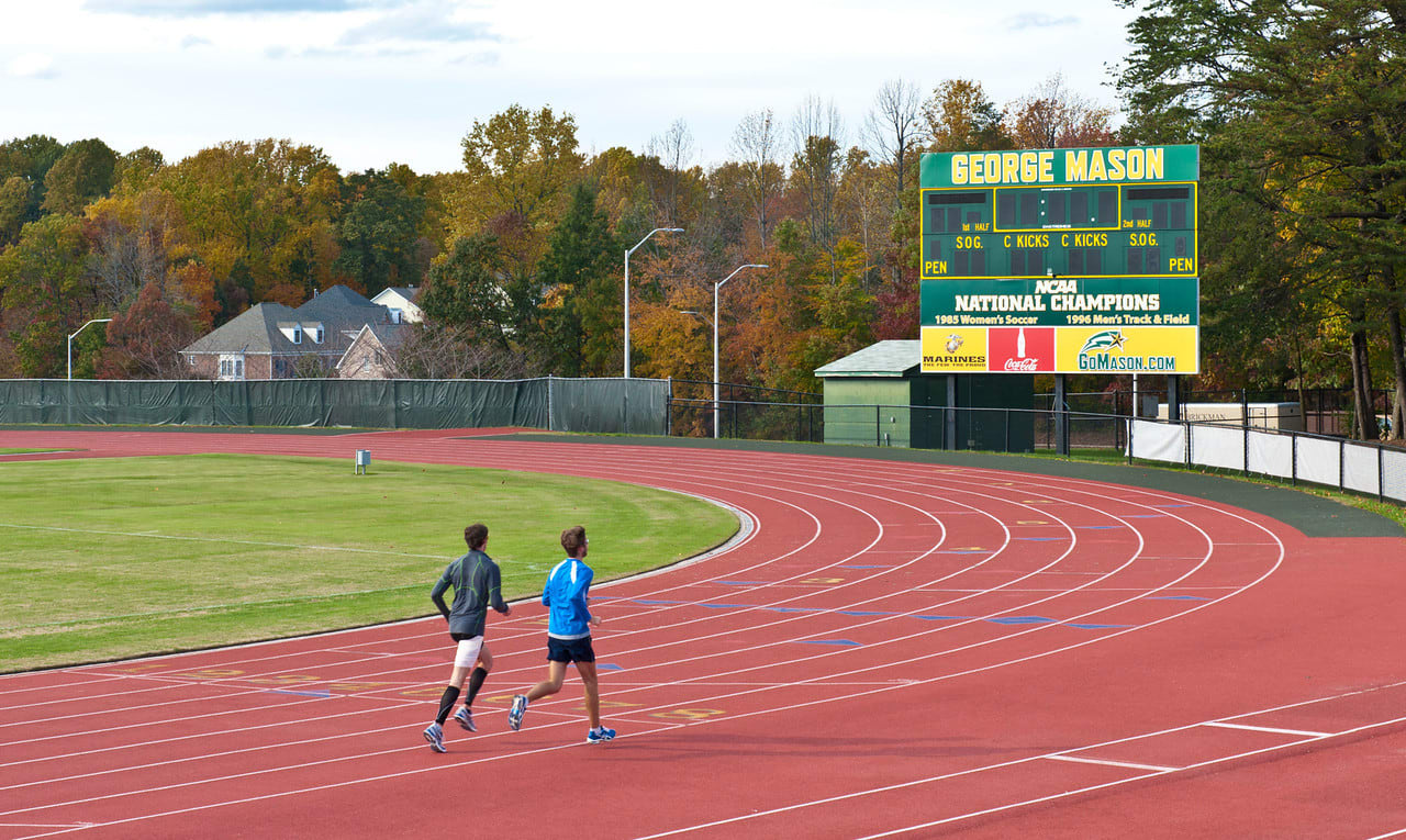 Take advantage of first-rate athletic facilities