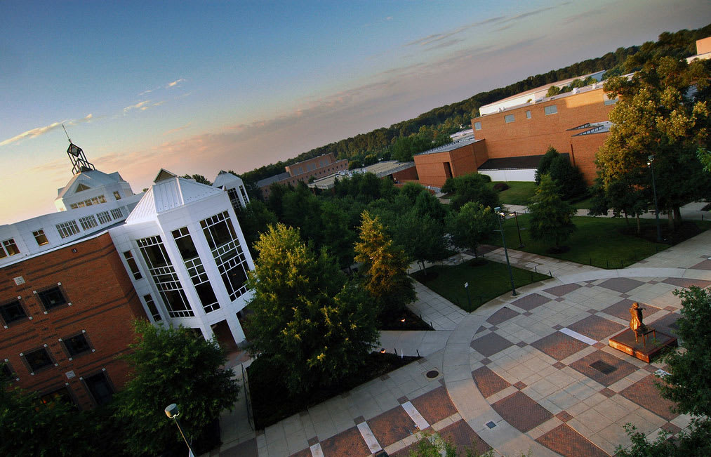 George Mason campus