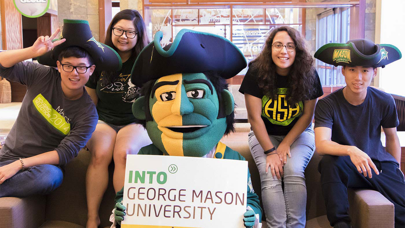 Student support at George Mason University