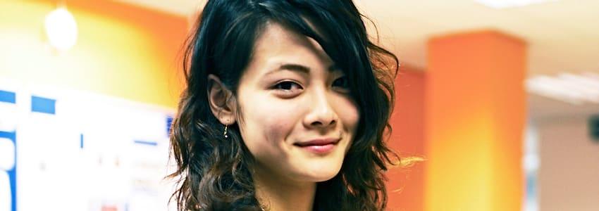 مانامي موريشيتا من اليابان