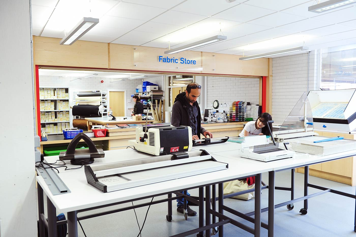 Student life is supported by a range of other facilities