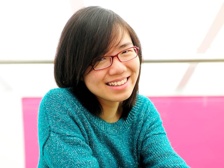 Celeste Yau ,来自马来西亚