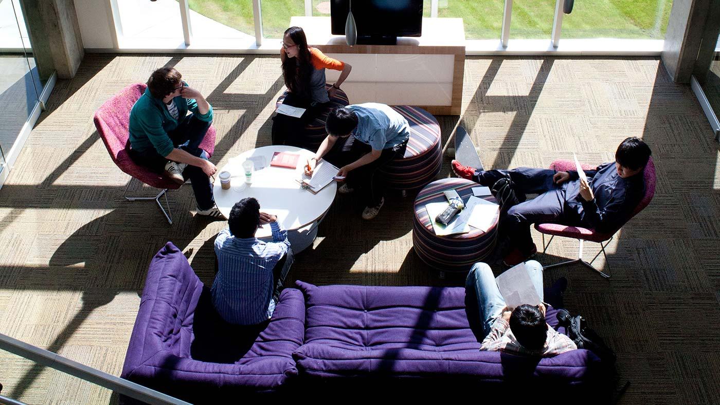 ILLC公寓可容纳300多名学生