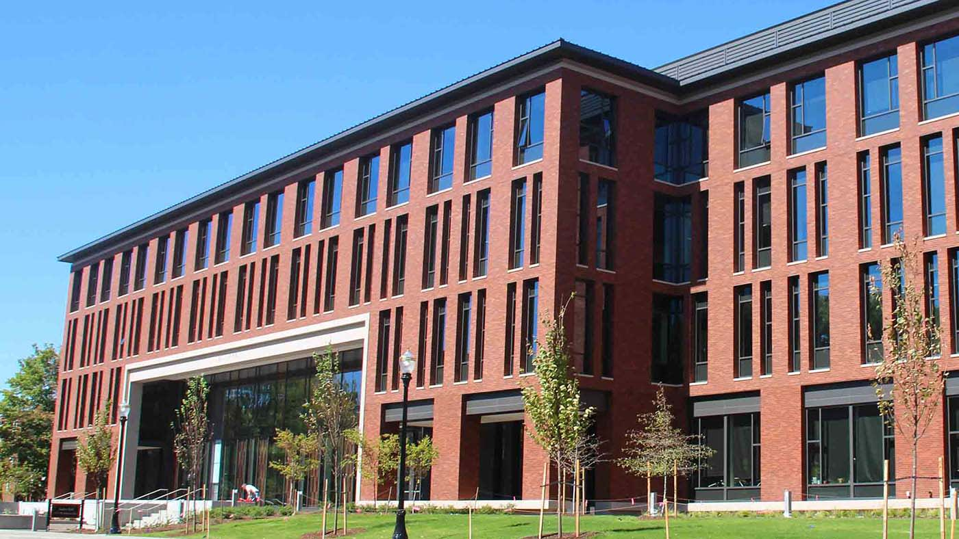 تستضيف قاعة أوستن كلية الأعمال