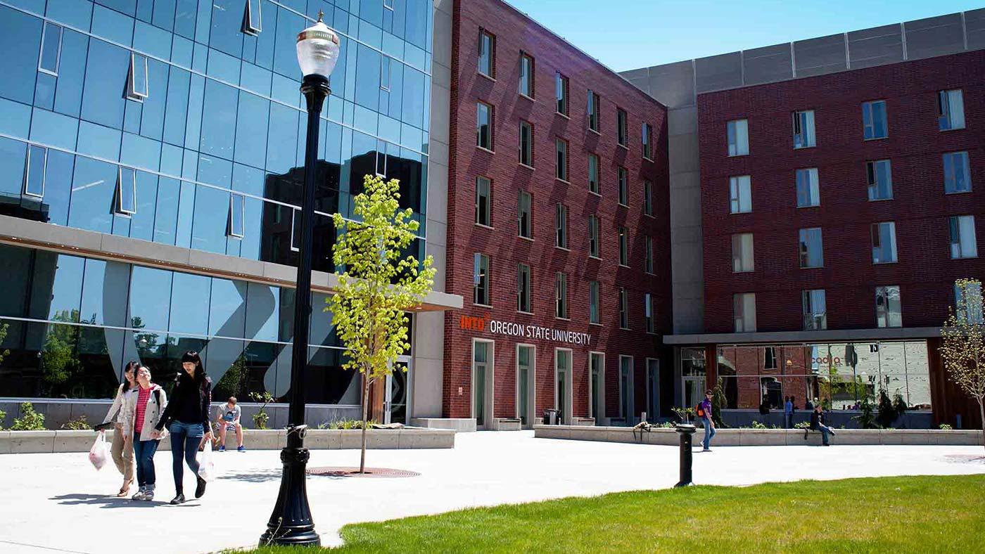يمكن لمركز التعلم والإقامة الدولي أن يكون منزلك الجديد