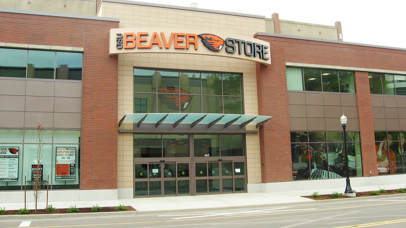 The OSU Beaver Store has everything you need