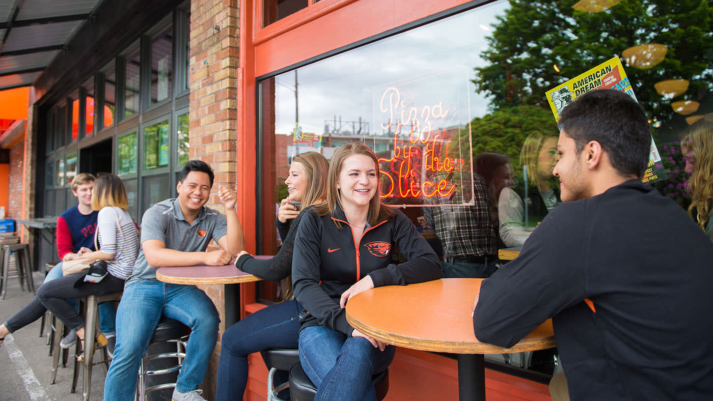 There's no shortage of things to do in Corvallis