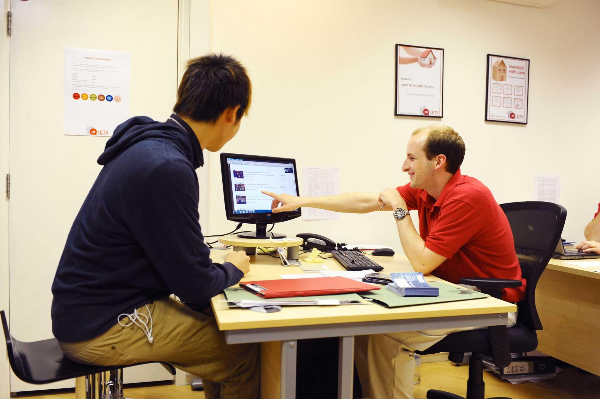 学生支持团队随时准备为你提供各种服务
