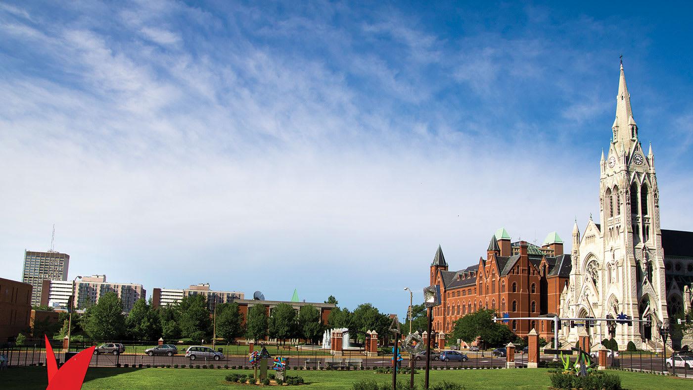 SLU campus