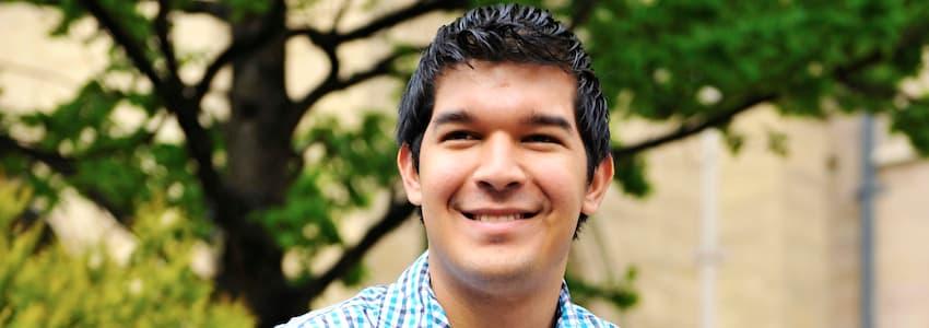 Daniel Arturo Zea Vallejo,来自厄瓜多尔