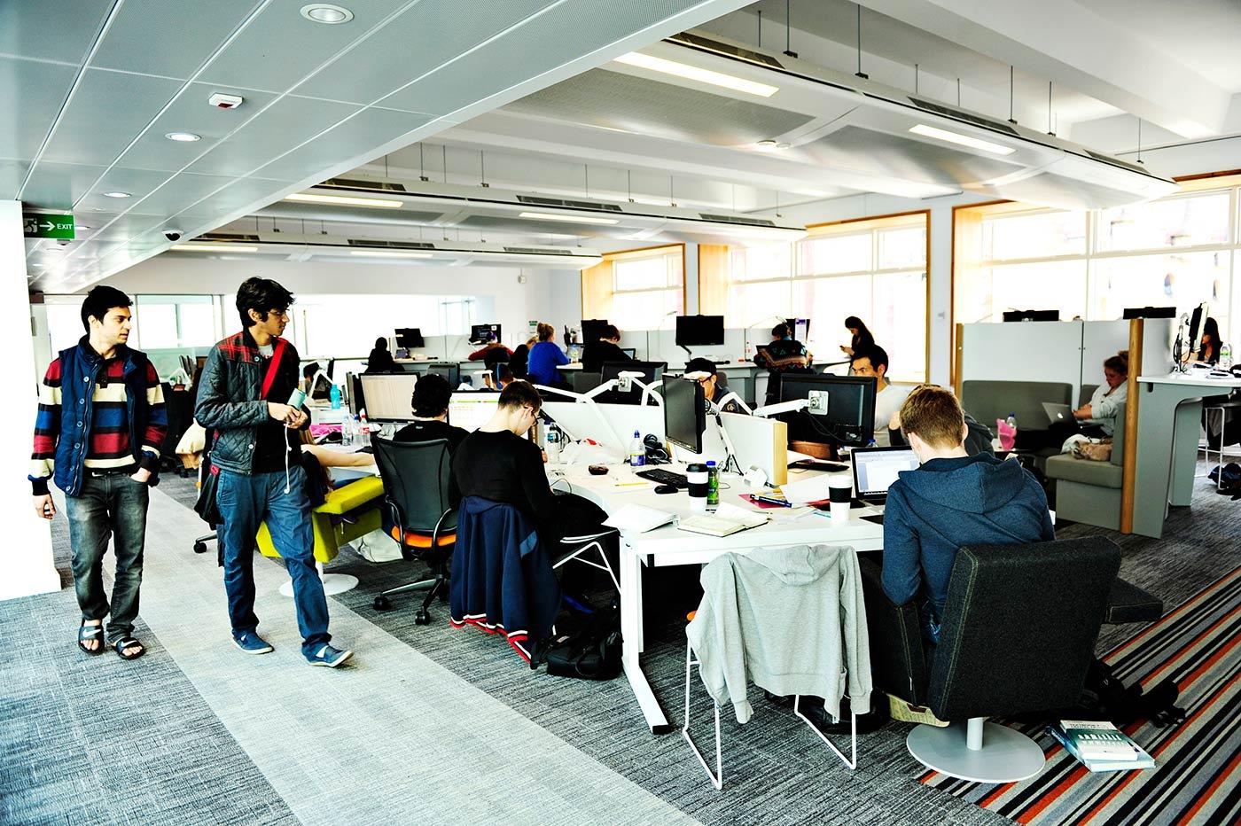 تعد جامعة مانشستر في المرتبة الخامسة من بين أفضل جامعات في المملكة المتحدة