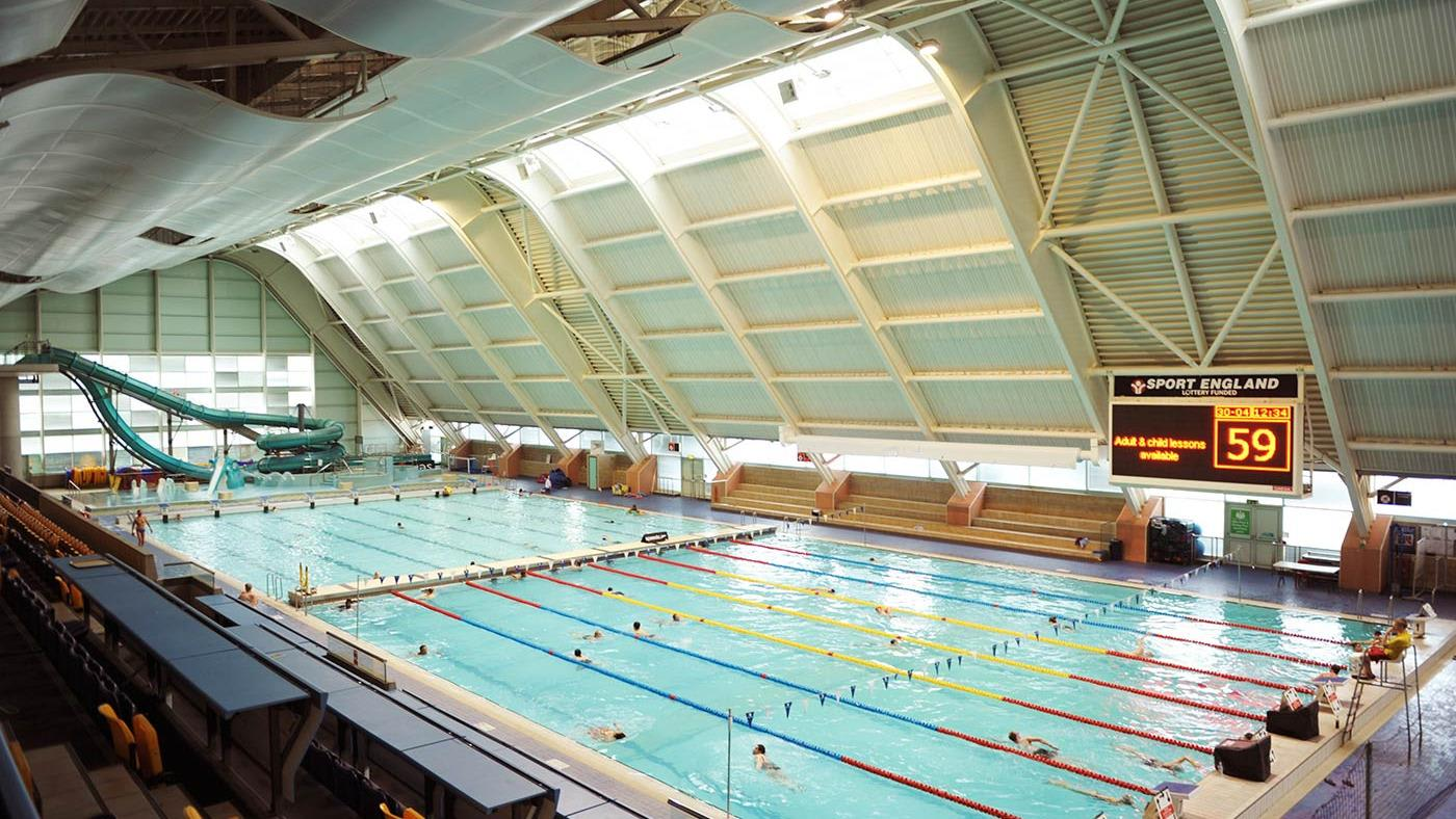 Facilities at the university of manchester into - Swimming pool manchester city centre ...