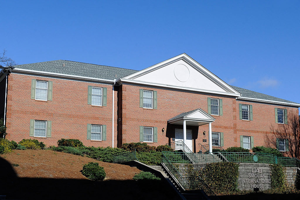 Smolian International House is INTO UAB's current home