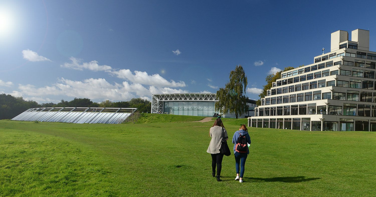 About the University of East Anglia