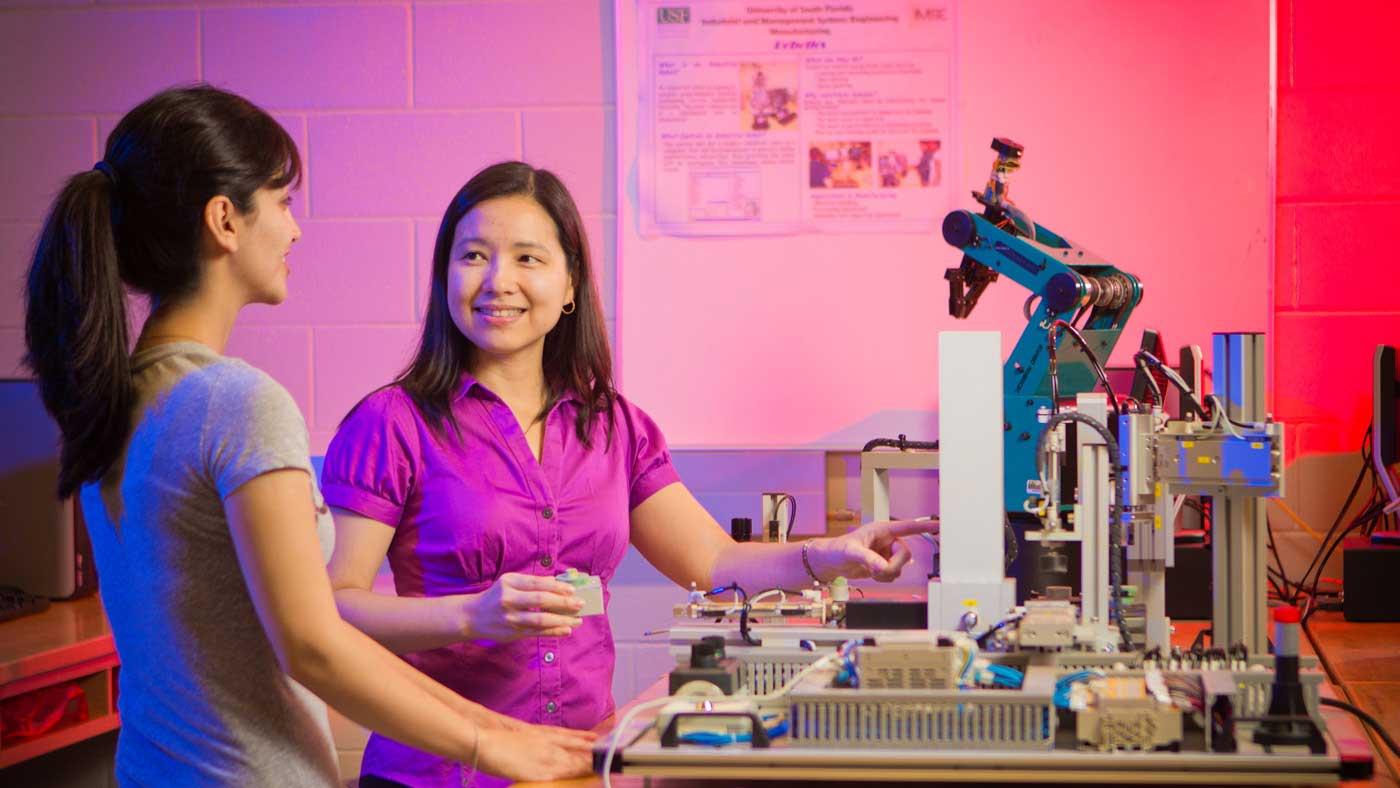 A top university for advancing women in STEM programs