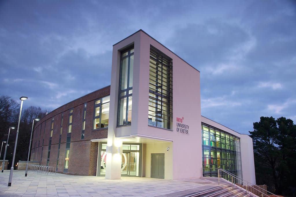 مركز الدراسات INTO بجامعة إكستر