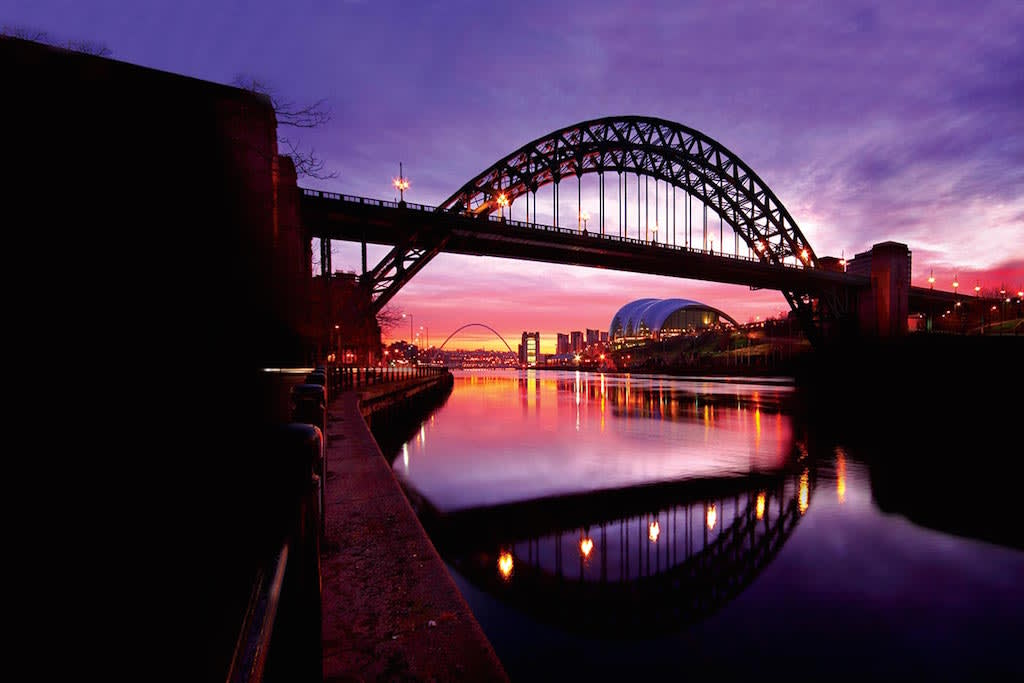 Explore the sights of Newcastle as a student in this bustling city