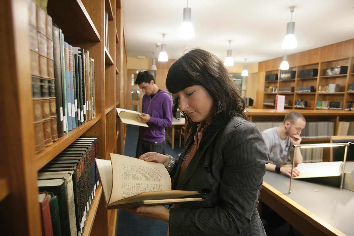屡获殊荣的大学图书馆