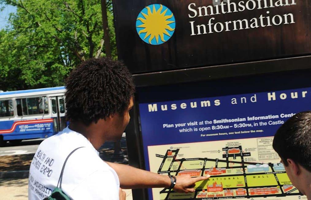 استمتع بالدخول المجاني إلى متاحف سميثسونيان
