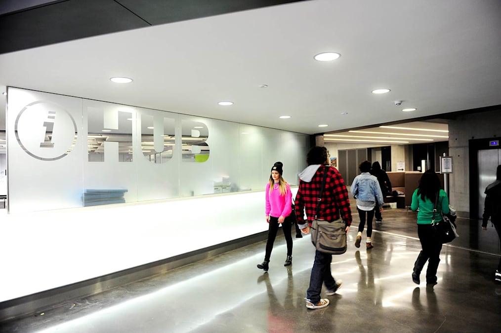 حصل مركز INTO على رضاء الطلاب بنسبة 93%