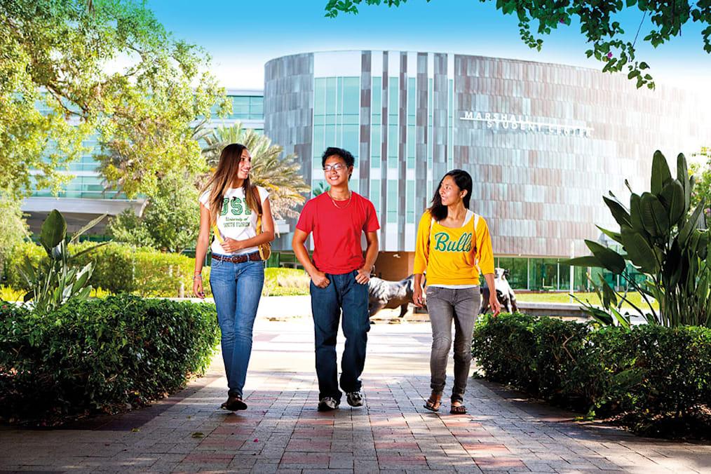 مركز مارشال للطلاب هو محور الحياة داخل الحرم الجامعي