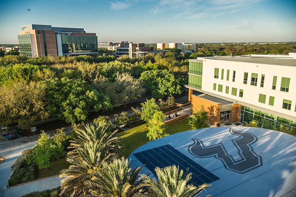 وردت جامعة جنوب فلوريدا في استعراض برنستون في عام 2015 لأفضل 379 جامعة