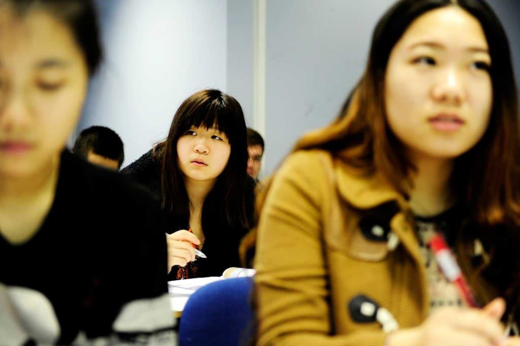 تم تصميم مركز الدراسات INTO بمانشستر مع وضع طلاب مثلك في الاعتبار