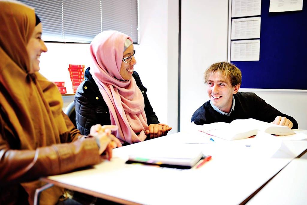 INTO曼彻斯特的学生满意率高达93%