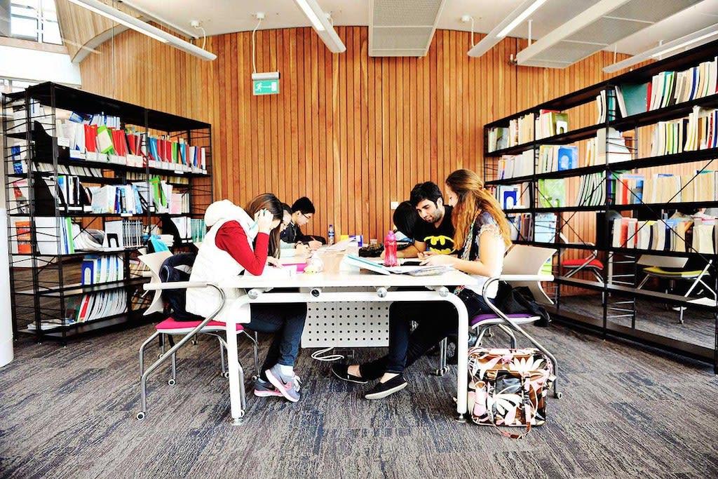 学习资源中心为你提供所有专业学习所需资料