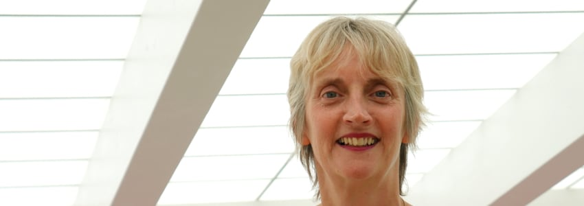 Rosalind Boote, Programme Manager – English for University Study and Pre-sessional English